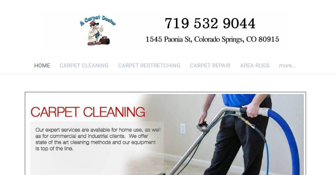 carpet cleaning – Mr. and Mrs. Leads