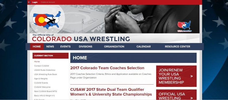 colorado wrestling